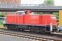 """MaK 1000745 - BM Bahndienste """"295 072-3"""" 02.07.2016 - Frankfurt, Bahnhof WestMarvin Fries"""