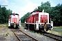"""MaK 1000746 - DB Cargo""""291 073-5"""" 10.08.1999 - Sande, BahnhofRalf Lauer"""