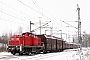 """MaK 1000746 - Railion """"295 073-1"""" 11.03.2006 - Kiel-MeimersdorfTomke Scheel"""