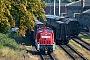 """MaK 1000748 - Railion """"295 075-6"""" 23.09.2005 - Lengerich, Anschluss Teutoburger Wald-EisenbahnMalte Werning"""
