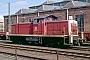 "MaK 1000748 - Railion ""295 075-6"" 13.04.2004 - Lingen (Ems), BahnhofJulius Kaiser"