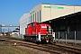 """MaK 1000750 - BM Bahndienste """"295 077-2"""" 15.10.2018 - Kehl, HafenYannick Hauser"""