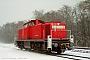 """MaK 1000751 - DB Schenker """"295 078-0"""" 07.01.2010 - bei Kiel-MeimersdorfStefan Motz"""