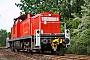 """MaK 1000751 - DB Schenker """"295 078-0"""" 15.06.2011 - Kiel, GemeinschaftskraftwerkBerthold Hertzfeldt"""