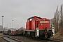 "MaK 1000751 - DB Schenker ""295 078-0"" 04.01.2013 - Hamburg-TiefstackBerthold Hertzfeldt"