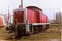 "MaK 1000752 - DB AG ""295 079-8"" 25.06.1998 - Bremen, RangierbahnhofGeorge Walker"