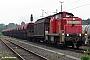 """MaK 1000754 - Railion """"295 081-4"""" 01.08.2008 - Kiel, RangierbahnhofWilli Mischke"""