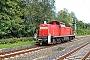 """MaK 1000754 - DB Schenker """"295 081-4"""" 23.09.2011 - Kiel-FlintbekJens Vollertsen"""