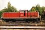 "MaK 1000755 - DB Cargo ""295 082-2"" 04.08.1999 - Bad Harzburg, BahnhofAndreas Kabelitz"