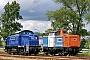 """MaK 1000755 - Metrans """"295 082-2"""" 30.05.2015 - Hamburg-WaltershofAndreas Kriegisch"""