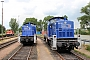 """MaK 1000755 - Metrans """"295 082-2"""" 09.06.2015 - Hamburg-WaltershofAndreas Kriegisch"""