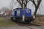 """MaK 1000755 - Metrans """"295 082-2"""" 02.01.2016 - Hamburg-WaltershofPatrick Bock"""