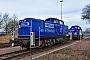 """MaK 1000755 - Metrans """"295 082-2"""" 25.03.2017 - Hamburg-WaltershofJens Vollertsen"""