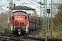 "MaK 1000757 - DB Schenker ""295 084-8"" 31.10.2009 - Kiel-MeimersdorfTomke Scheel"