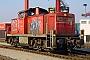 "MaK 1000759 - DB Cargo ""295 086-3"" 16.03.2003 - Hamburg-WaltershofAlexander Leroy"