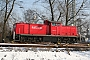 "MaK 1000760 - Railion ""295 087-1"" 28.01.2006 - Hamburg, Hohe SchaarGunnar Meisner"