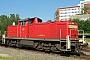 """MaK 1000760 - DB Schenker """"295 087-1"""" 11.07.2011 - Kiel, OstuferhafenTomke Scheel"""
