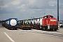 """MaK 1000761 - DB Schenker """"295 088-9"""" 17.06.2011 - Kiel, OstuferhafenBerthold Hertzfeldt"""