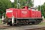 """MaK 1000761 - DB Schenker """"295 088-9"""" 26.06.2011 - KielTomke Scheel"""