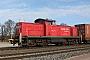 """MaK 1000761 - DB Schenker """"295 088-9"""" 03.03.2012 - Hamburg-AltenwerderEdgar Albers"""