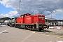 "MaK 1000761 - DB Schenker ""295 088-9"" 24.06.2011 - Kiel, OstuferhafenJens Vollertsen"