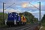 """MaK 1000764 - Metrans """"295 091-3"""" 20.09.2015 - Hamburg-WaltershofBerthold Hertzfeldt"""