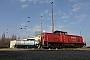 "MaK 1000765 - DB Schenker ""295 092-1"" 16.04.2013 - Bremen-Walle, Werk Bremen RbfPatrick Bock"