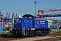 "MaK 1000765 - Metrans ""295 092-1"" 04.09.2014 - Hamburg-WaltershofSascha Oehlckers"