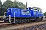 """MaK 1000765 - Metrans """"295 092-1"""" 04.10.2014 - Hamburg-WaltershofJens Vollertsen"""