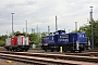 "MaK 1000765 - Metrans ""295 092-1"" 09.05.2015 - Hamburg, Rangierbahnhof SüdPatrick Bock"
