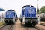 """MaK 1000765 - Metrans """"295 092-1"""" 09.06.2015 - Hamburg-Waltershof, BahnhofAndreas Kriegisch"""