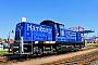 """MaK 1000765 - Metrans """"295 092-1"""" 09.08.2015 - Hamburg-WaltershofPatrick Bock"""