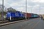 "MaK 1000765 - Metrans ""295 092-1"" 16.03.2016 - Adelebsen, Adelebser Container Terminal (ACT)Peter Kempf"