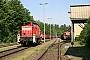 """MaK 1000766 - Railion """"295 093-9"""" 23.05.2008 - OsnabrückThomas Reyer"""