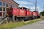 """MaK 1000766 - DB Schenker """"295 093-9"""" 04.08.2012 - Emden, BahnbetriebswerkJulius Kaiser"""