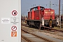 "MaK 1000767 - DB Schenker ""295 094-7"" 11.04.2009 - Bremen-Walle, Bahnbetriebswerk RbfMalte Werning"