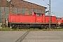 """MaK 1000767 - Railion """"295 094-7"""" 23.07.2007 - Emden, Railion BetriebshofErnst Lauer"""