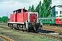 "MaK 1000767 - DB Cargo ""295 094-7"" 08.09.2001 - Bremen-Sebaldsbrück, FahrzeuginstandhaltungswerkJens Vollertsen"