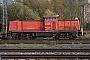 """MaK 1000767 - DB Cargo """"295 094-7"""" 04.11.2017 - BrakeBernd Spille"""