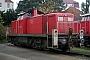 """MaK 1000768 - Railion """"295 095-4"""" 11.11.2006 - Osnabrück, BahnbetriebswerkPatrick Böttger"""