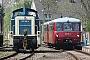 """MaK 1000768 - Railsystems """"295 095-4"""" 02.05.2015 - EgelnThomas Wohlfarth"""