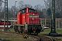 """MaK 1000769 - Railion """"295 096-2"""" 30.03.2007 - Bremerhaven, Bahnhof KaiserhafenMalte Werning"""
