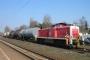 """MaK 1000770 - DB Cargo """"295 097-0"""" 14.04.2003 - KirchweyheFrank Weber"""