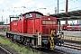 """MaK 1000770 - DB Schenker """"295 097-0"""" 24.05.2011 - Bremen, HauptbahnhofJens Vollertsen"""