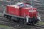 """MaK 1000771 - DB Schenker """"295 098-8"""" 14.04.2011 - KielTomke Scheel"""