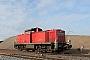 """MaK 1000771 - DB Schenker """"295 098-8"""" 03.03.2012 - Hamburg-AltenwerderEdgar Albers"""