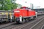 """MaK 1000771 - DB Schenker """"295 098-8"""" 08.05.2010 - Hamburg-HarburgJens Vollertsen"""