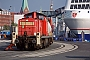 "MaK 1000772 - DB Schenker ""295 099-6"" 03.10.2011 - Kiel, SchwedenkaiBerthold Hertzfeldt"