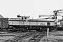 "MaK 1000776 - WHE ""22"" 12.09.1980 - Herne-Crange, Bahnhof Wanne WesthafenKlaus Görs"