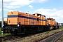 "MaK 1000777 - WHE ""23"" 27.08.2013 - Herne-Crange, Bahnhof Wanne WesthafenWolfgang Popp"